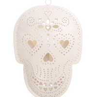HANGING SKULL TEALIGHT | HOMEWARES | HUNTERS & GATHERERS - Hunters and Gatherers