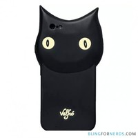 Black Cat - iPhone 6 Case