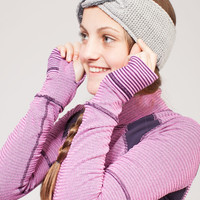 Breathe Relax Love Earwarmer | ivivva