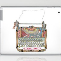 I DON'T KNOW WHAT TO WRITE YOU Laptop & iPad Skin by Bianca Green | Society6