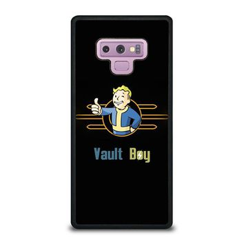 FALLOUT VAULT BOY THUMBS UP Samsung Galaxy Note 9 Case