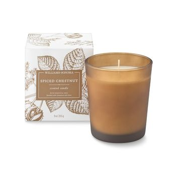 Williams-Sonoma Boxed Candle, Spiced Chestnut