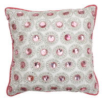 Winston Rhinestone Pillow