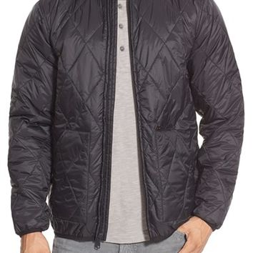Men's Obey 'Union' Diamond Quilted Jacket,