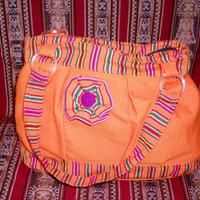 Peruvian Design Embroidered Purses