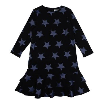 Meme Girls' Star Dress
