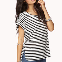 Seaside Striped Tee