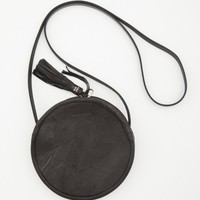 BRAXTON LEATHER CANTEEN BAG