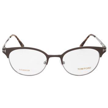 Tom Ford FT5382 9 Round | Brown| Eyeglass Frames
