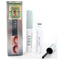 2015 New FEG Chinese Herbal Powerful Makeup Eyelash Growth Treatments Liquid Serum Enhancer Eye Lash Longer Thicker 3ml