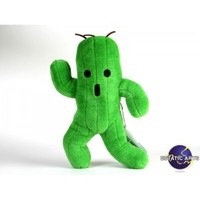 Final Fantasy Official Cactuar Plush Square Enix - Estatic Arts