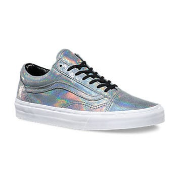 Matte Iridescent Old Skool | Shop Classic Shoes at Vans