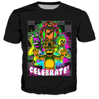 Five Nights At Freddy's - Celebrate