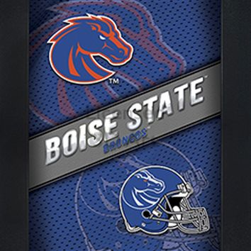 Boise State Broncos | 3D Art | By PFF | Framed | 3-D | Lenticular Artwork | NCAA Licensed