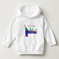 New York Toddler Pullover Hoodie