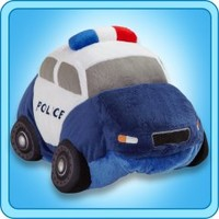 Firehouse :: Police Car - My Pillow Pets® | The Official Home of Pillow Pets®