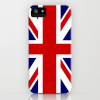 British Union Flag iPhone Case by PICSL8 | Society6