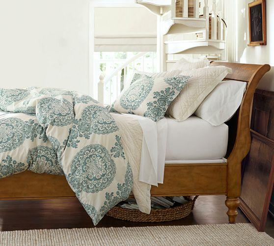 Lucianna Medallion Duvet Cover Amp Sham From Pottery Barn