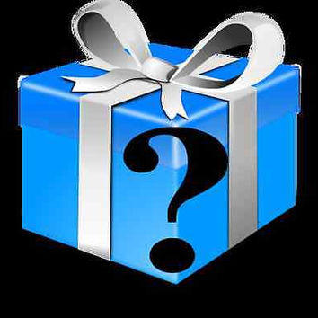 $150 Value  MYSTERY BOX with Huge Surprise Treasures for Men