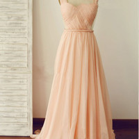 Sweetheart With Straps Sexy Bridesmaid Dress Mismatched /Long Prom Formal Dress Am164
