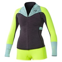Roxy - XY 2MM LSL Front Zip Jacket