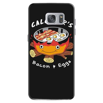 calcifer's bacon and eggs Samsung Galaxy S7