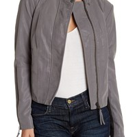 Free People | Faux Leather Jacket | Nordstrom Rack