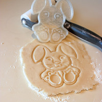 Easter Bunny Cookie Cutter - Perfect for Easter or Spring or Baby Showers or other Rabbit Theme Party Occassions