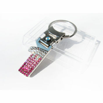 First BMW Keyring BLING bmw Keychain with Swarovski bmw sleutelhanger bmw emblem bmw Key chain bmw 1er bmw schlüsselanhänger bmw key ring