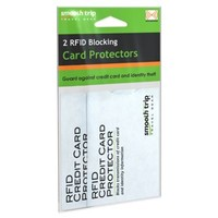 SmoothTrip RFID Credit Card Protectors 2-Pack