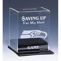 Seattle Seahawks NFL Coin Bank