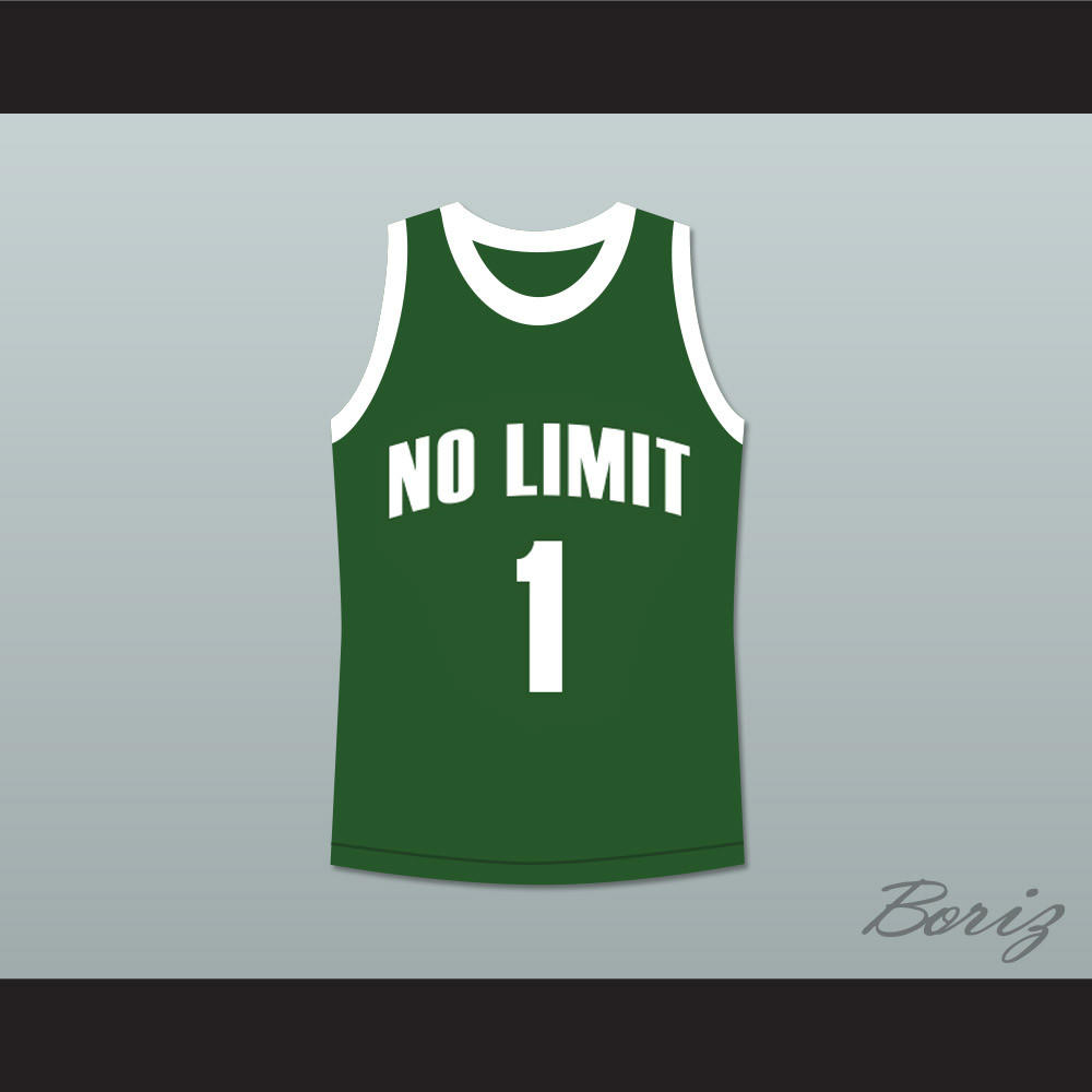 no limit jersey