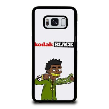 KODAK BLACK ART Samsung Galaxy S3 S4 S5 S6 S7 Edge S8 Plus, Note 3 4 5 8 Case Cover