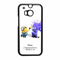 Despicable Me 2 Funny Banana HTC One M8 Case
