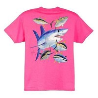 Guy Harvey Youth Mako Shark T-Shirt