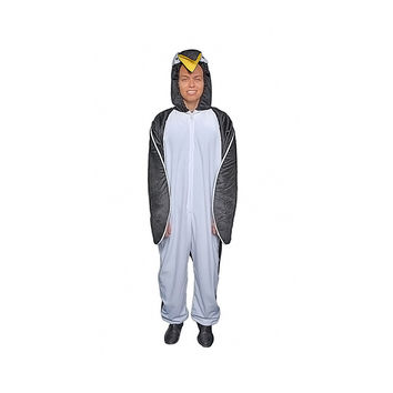 Adult Penguin Plush Costume - Size Adult (one size fits most)