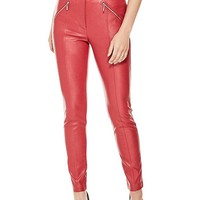 Kate Moto Skinny Pants at Guess