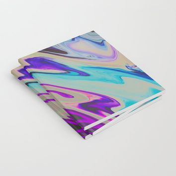 Tear Blinded Eyes Notebook by duckyb
