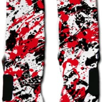 Splatter Series - Red