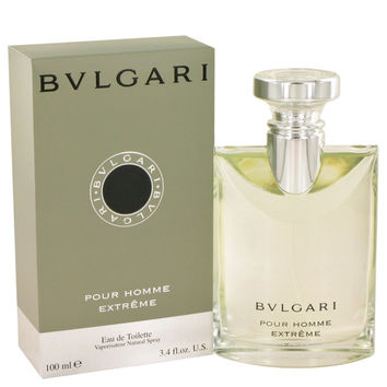 Bvlgari Extreme (bulgari) By Bvlgari Eau De Toilette Spray 3.4 Oz