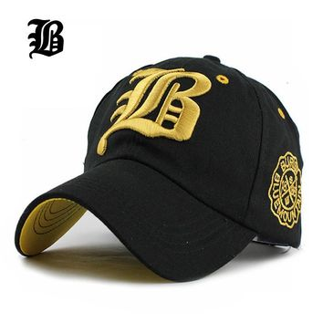 Trendy Winter Jacket [FLB] Letter New Brand Hats Hip hop Hat Fashion Baseball Fitted Cap Suede Snapback Gorras Hombre solid for men and women F218 AT_92_12