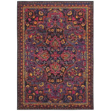 Area Rug by Oriental Weavers Bohemian Collection 2268M