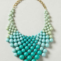 Anthropologie - Ocean Bauble Bib Necklace