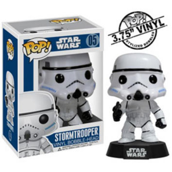 Storm Trooper Pop Vinyl Figure