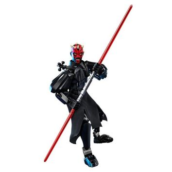 Star Wars Action Figure Darth Maul Range Trooper Han Solo Darth Vader Boba Fett Chewbacca Rey legoingly Building Block Toy