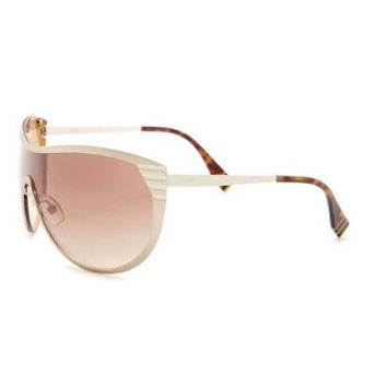 Fendi Metal Shield Sunglasses