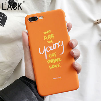 Young iPhone Case