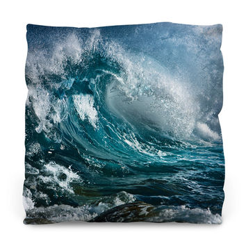 Rip Curl Throw Pillow