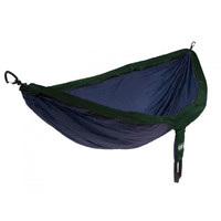 Eno Doublenest Hammock Navy/Forest One Size For Men 26475121101