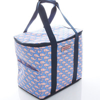 Whale Cooler Tote